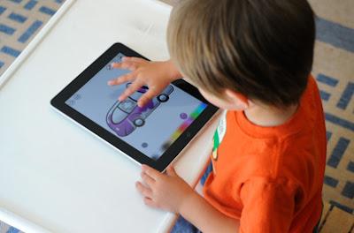 Dispositivo electrónico educación hijos