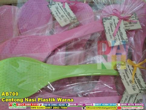 jual Centong Nasi Plastik Warna