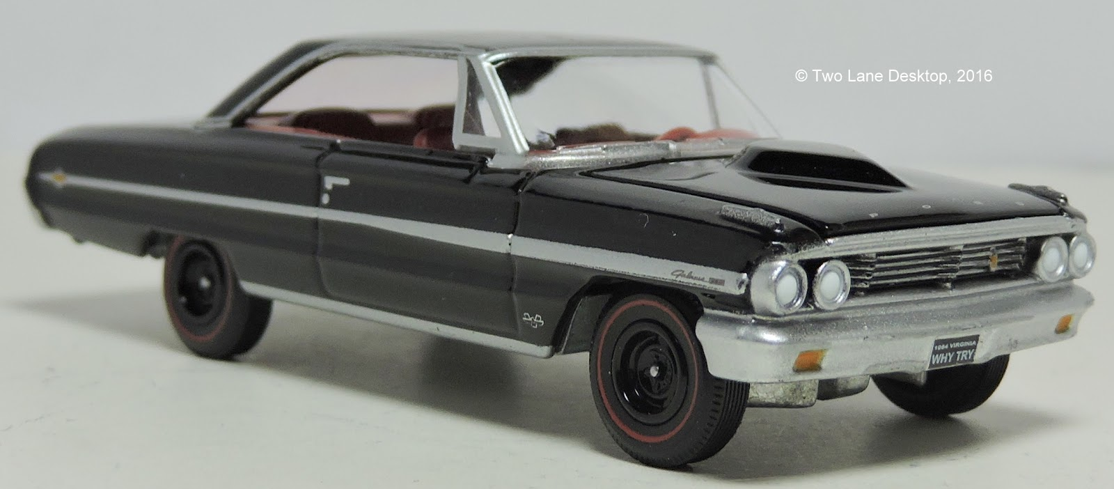 Auto World 1964 Ford Galaxie 500XL Thunderbolt | Two Lane