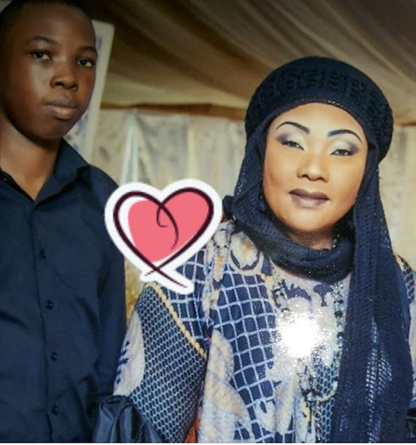 Actress Eucharia Anunobi Pens Down Message In Agony As Son's Death Clocks A Year Today