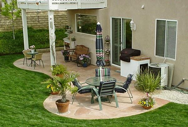 Backyard patio stones ideas backyard design ideas - Backyard patio ideas stone ...