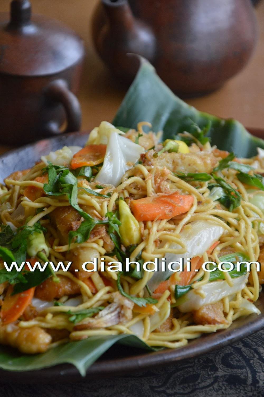 Olahan Mie Kuning : olahan, kuning, Didi's, Kitchen:, Goreng, Kampung