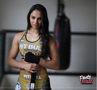 Sports Hotties: Sexiest photos UFC fighters Maryna Moroz