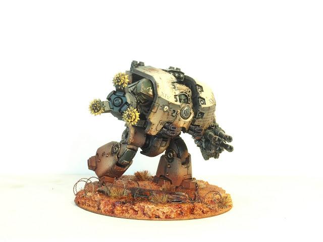 Death Guard Leviathan Dreadnought