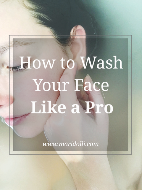 How to Your Wash Face Like a Pro