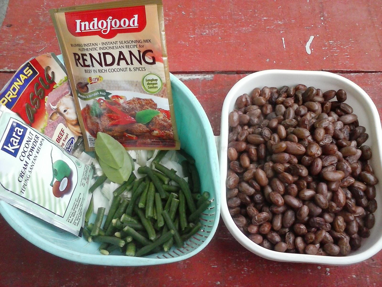 sandraartsensecom resep rendang kacang