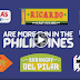 "Barabara,Our very own Pinoy Font ""Its more fun in the philippines"""