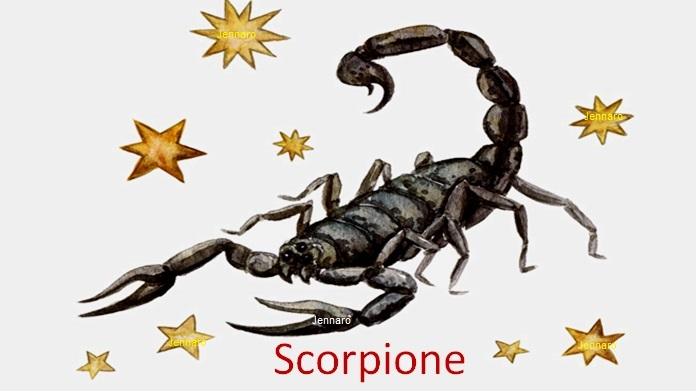 Oroscopo marzo 2019 Scorpione