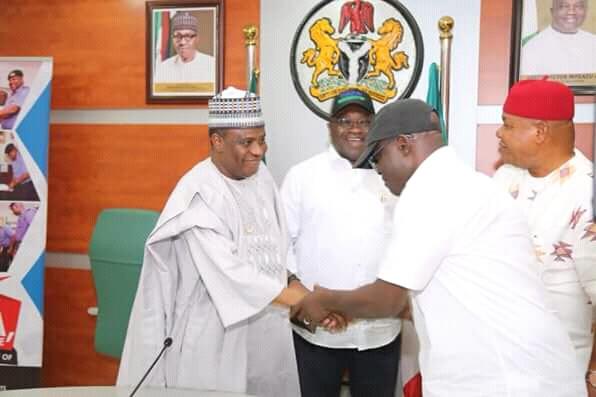 Tambuwal Appoints  Eziuche Ubani as campaign coordinator