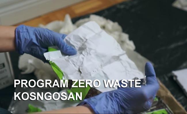 cara memulai zero waste