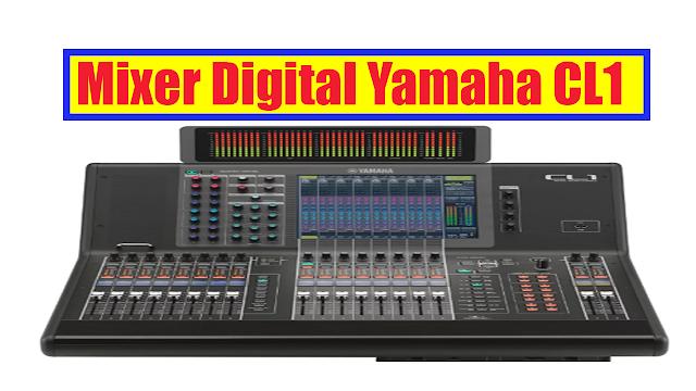 Spesifikasi Yamaha CL1