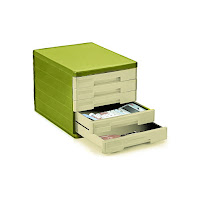 Cello Idea Storage Cabinet (Green and Light Green) In Just Rs. 649