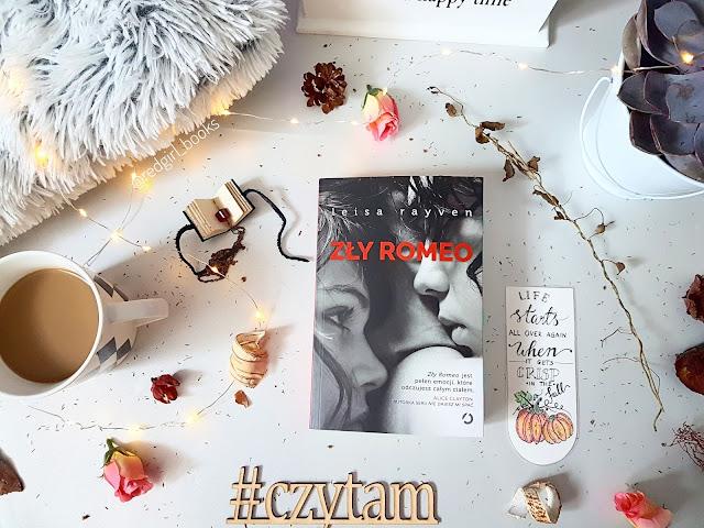 ''Zły Romeo'' Leisa Rayven