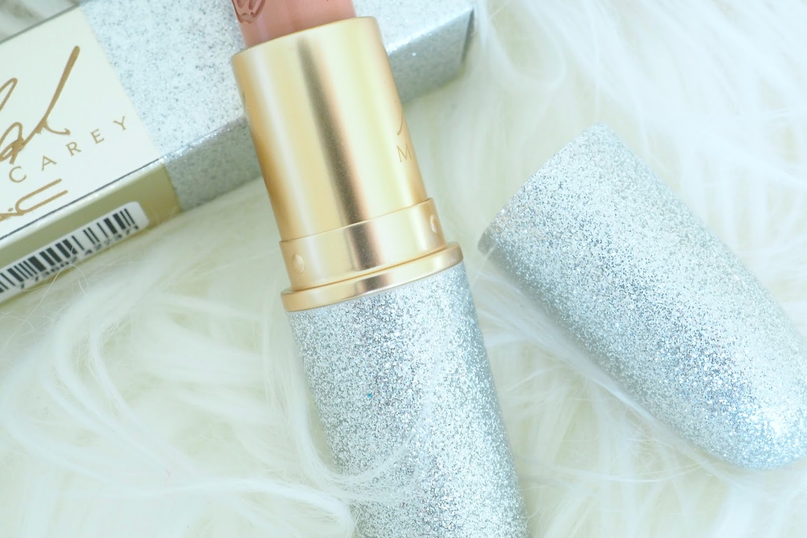 MAC Mariah Carey MCizzle Lipstick Review & Swatches