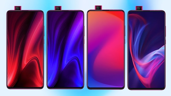Download Redmi K20 and K20 Pro Stock Wallpapers Collection
