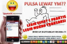 Center Transaksi Server Istana Reload Pulsa