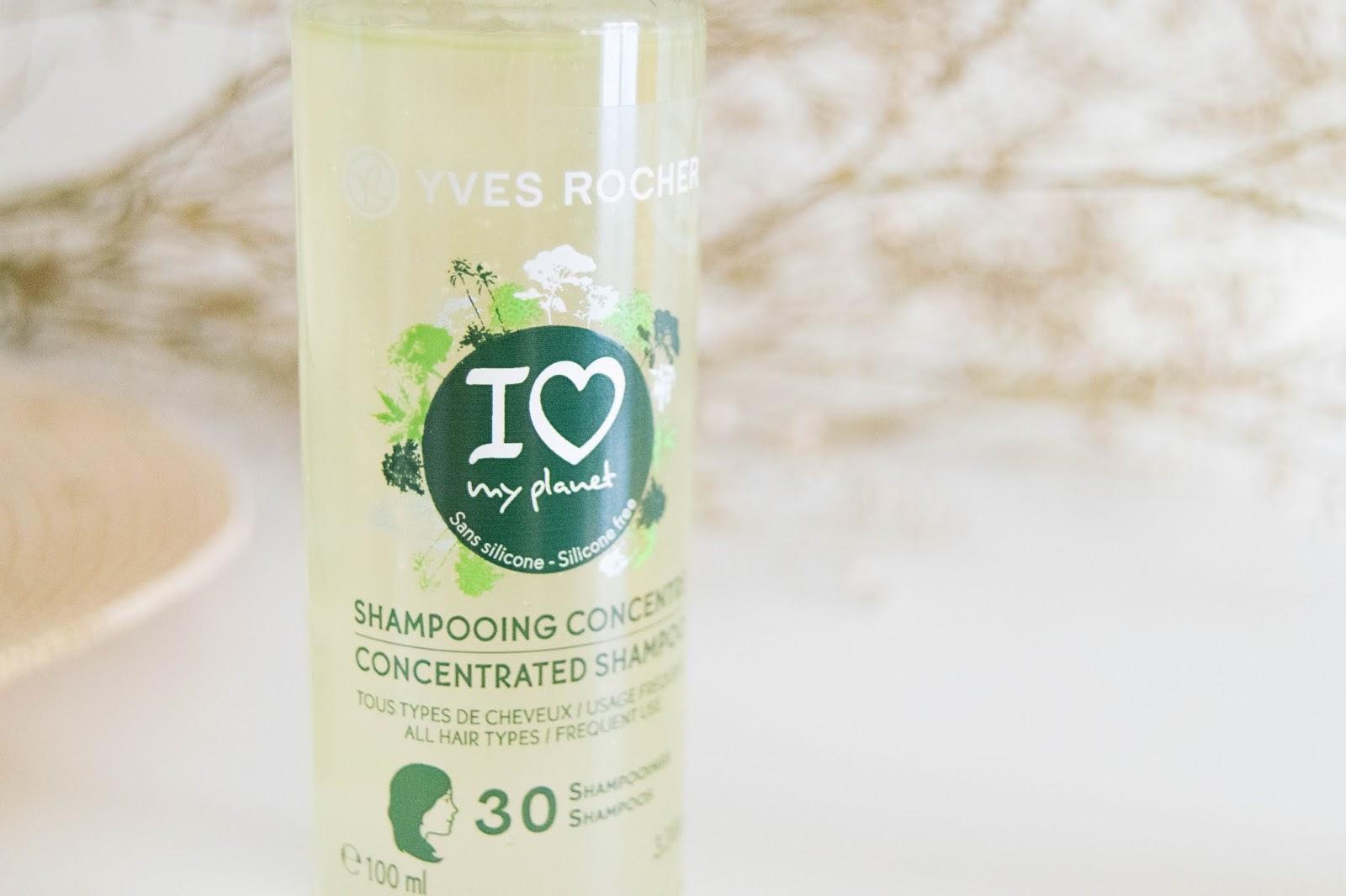 shampoo concentrado yves rocher
