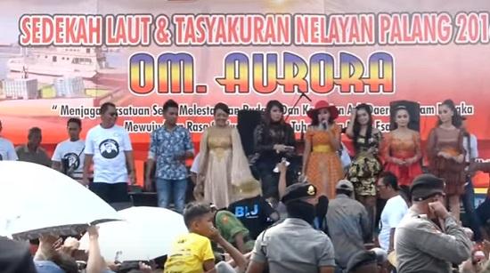 All Artis AUrora - Prahu Layar - DAngdut KOplo