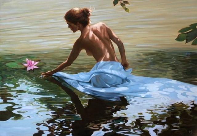 Женщины и море. Lluis Ribas 16+ 3