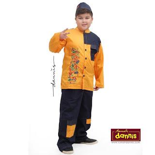 Baju Dannis Anak Laki-Laki Terbaru 2017