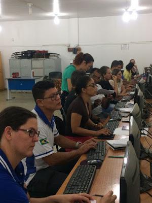 Servidores da Educação participam de Curso de Formação de Conselheiros Escolares