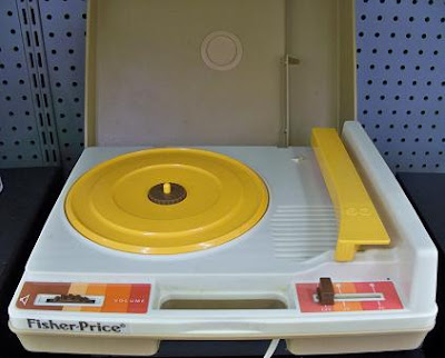Retro Rover Thrift Store Find A Fisher Price Record Player