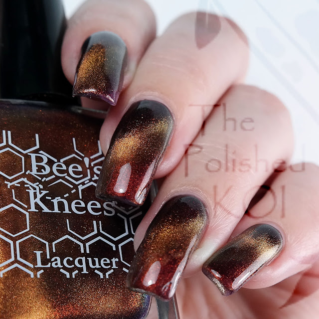 Bee's Knees Lacquer Pop Pop