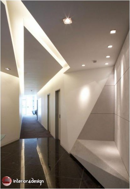 Decorative Gypsum Board Corridors 8