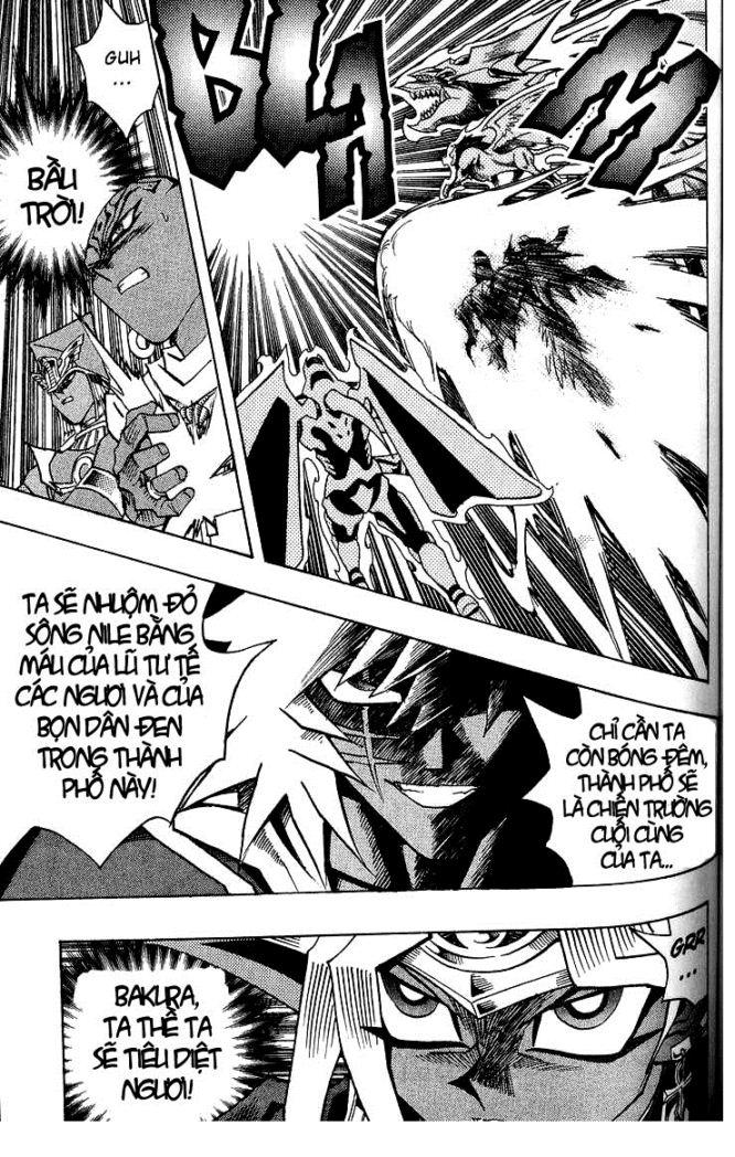 YUGI-OH! chap 302 - ambush!! assault!! trang 17