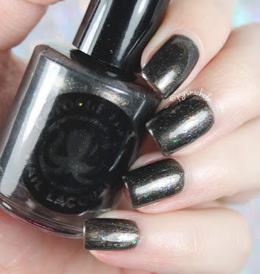 Octopus Party Nail Lacquer Bismuth Attire