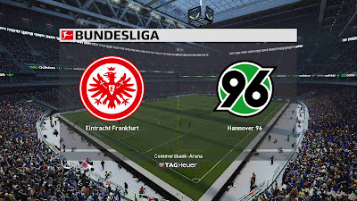 PES 2019 Scoreboard Bundesliga v2.1 Season 2018/2019 by 1002MB