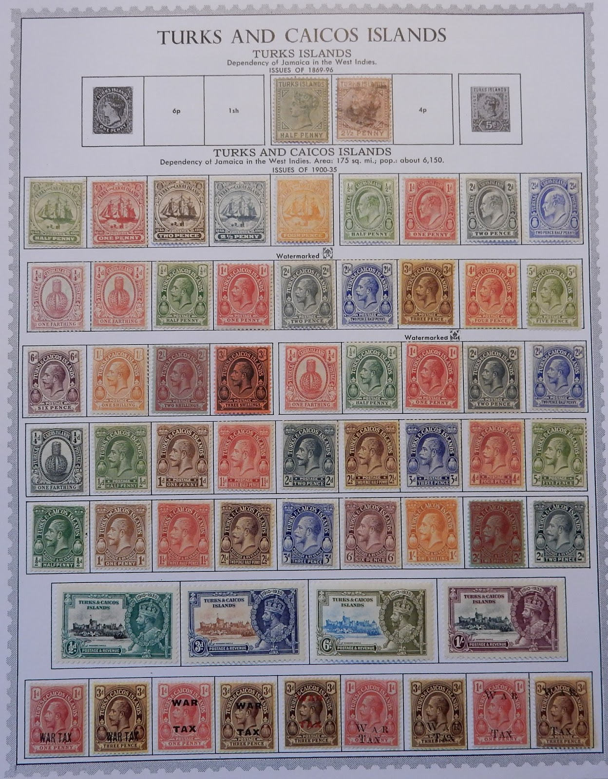 Big Blue 1840-1940: Which Stamp Album is best for WW collectors?