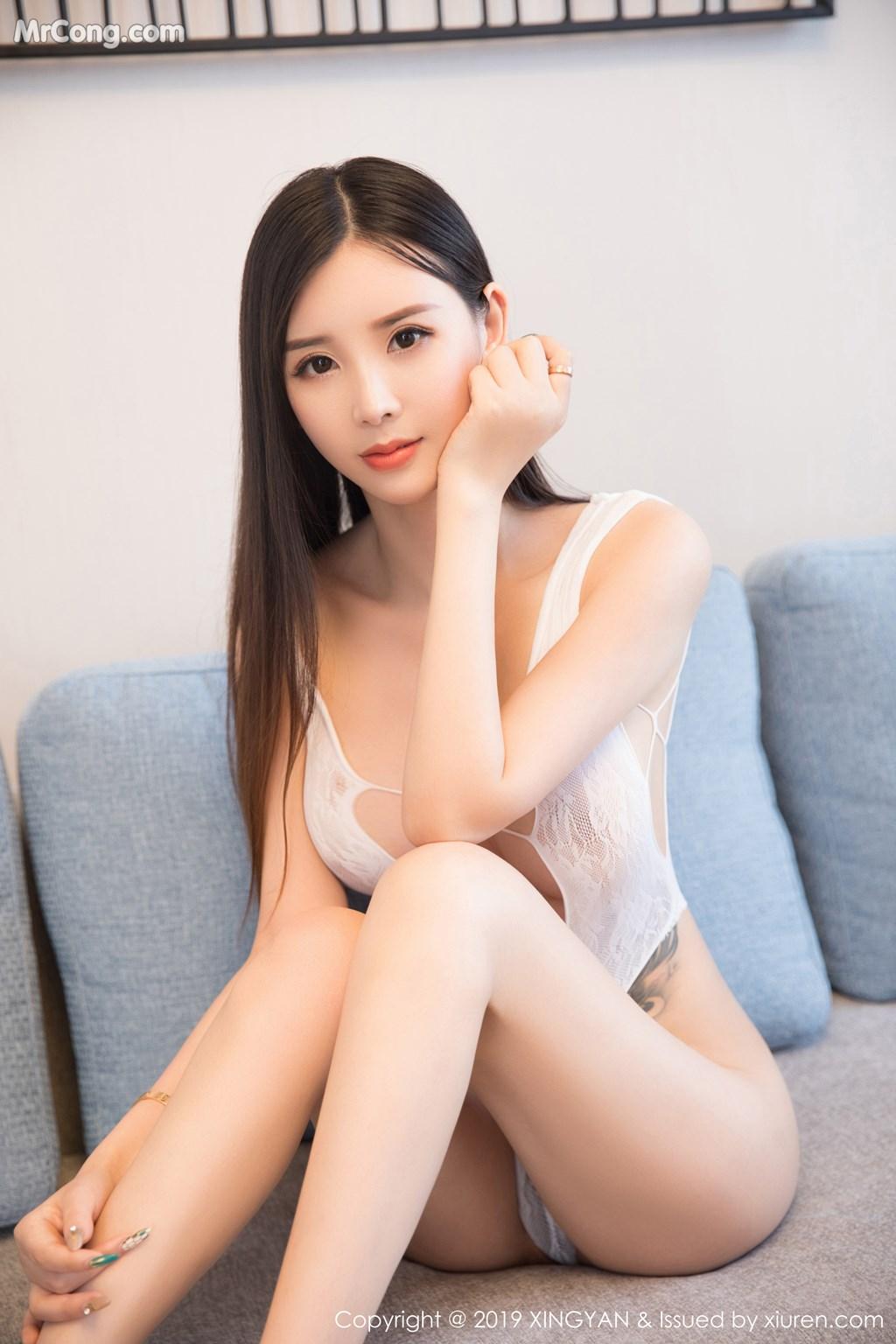 Image XingYan-Vol.128-Han-Yu-Xin-MrCong.com-004 in post XingYan Vol.128: Han Yu Xin (韩雨馨) (37 ảnh)