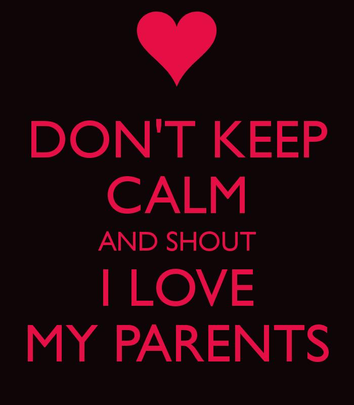 i love my parents wallpaper - photo #22
