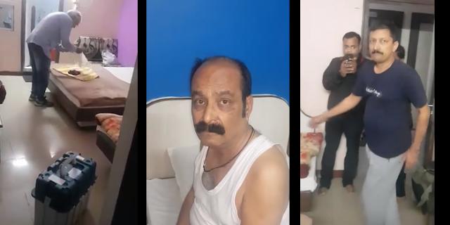 शाजापुर: EVM सहित BJP नेता के HOTEL में शराब पीते मिला पीठासीन अधिकारी | INDORE NEWS