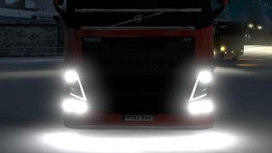 Realist Fog Lamp Mod For All Trucks