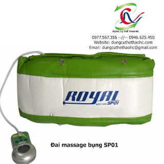 Đai massage bụng SP01
