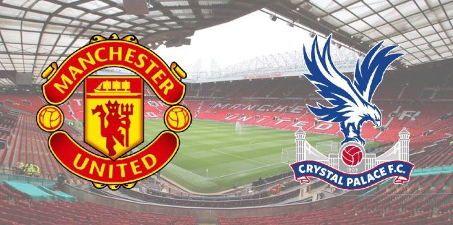 Susunan Pemain Manchester United vs Crystal Palace
