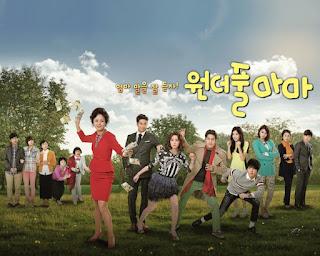 SINOPSIS Wonderful Mama Lengkap (Drama Korea)