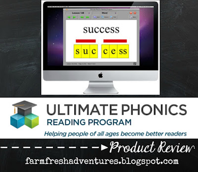 Ultimate Phonics Reading Program~ Produce Review