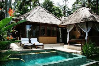 Minimalist style house Resort