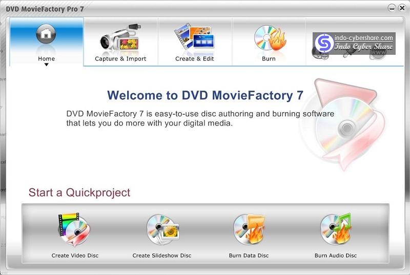 Corel Ulead DVD MovieFactory Pro