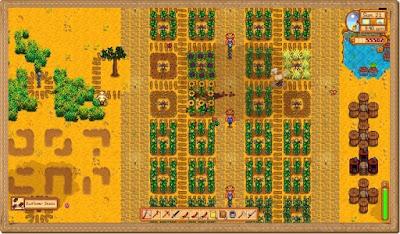 Stardew Valley PC Games Gameplay