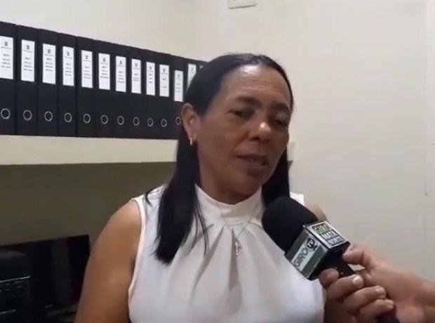 Zinha Oliveira renúncia presidência da Câmara de Aliança