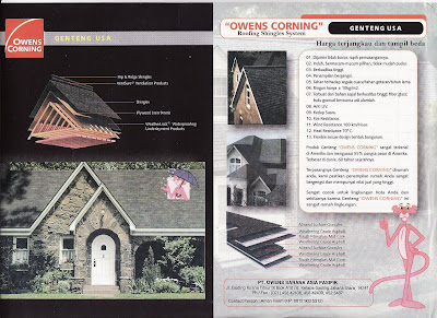 Genteng USA : Owens Corning