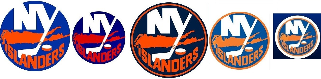 New York Islanders NYC Logos