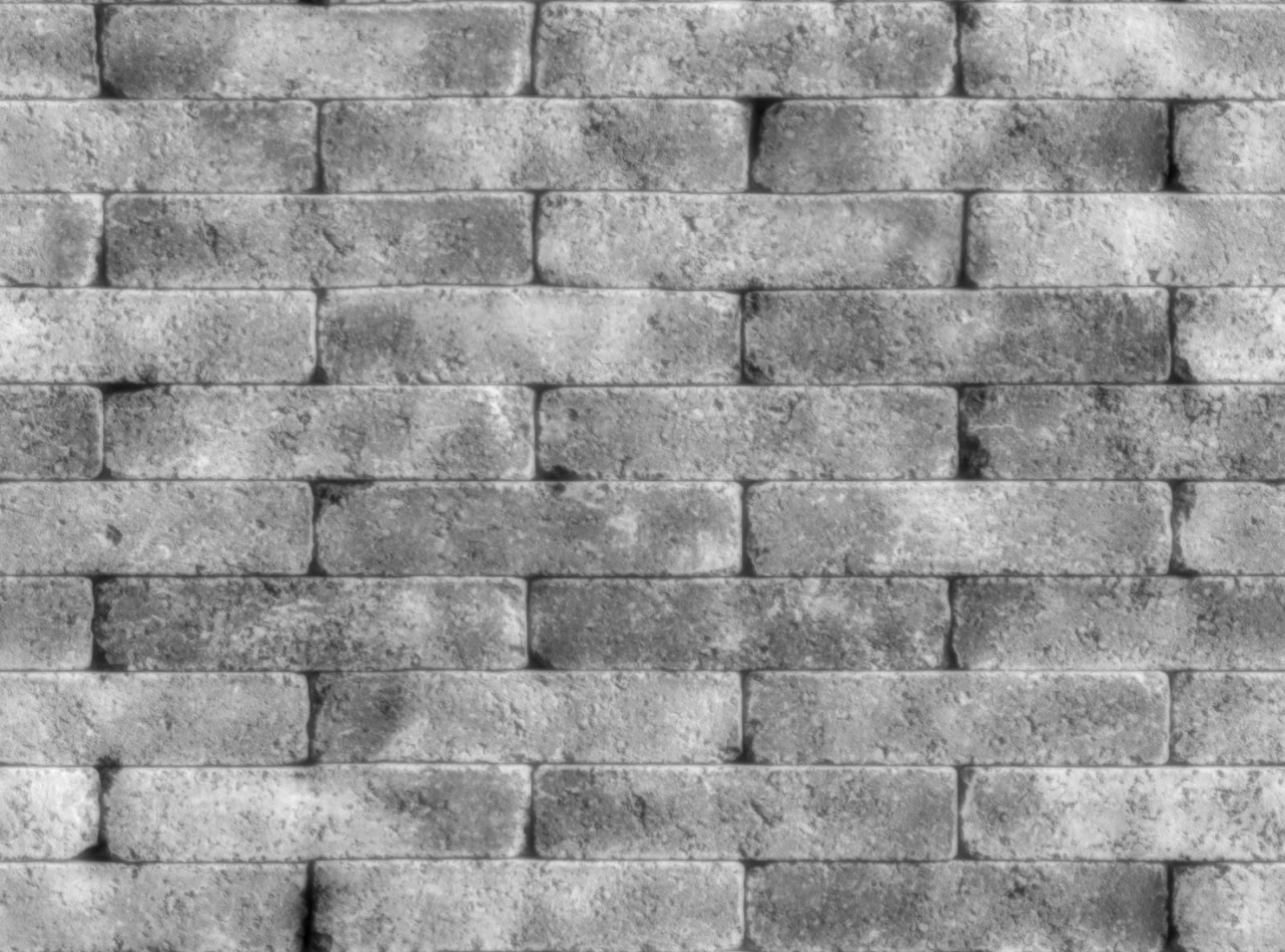 Tileable Stone Brick Wall Texture Maps Texturise