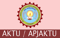 aktu result 2018 aktu.ac.in 2018 result