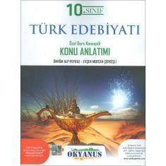 Okyanus 10.Sınıf Türk Edebiyatı Özel Ders Konseptli Konu Anlatımı