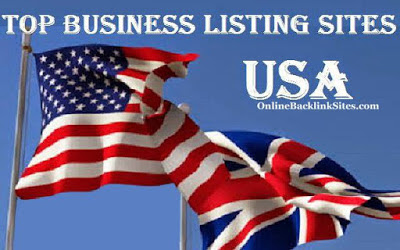 Top USA Business Listing Sites List